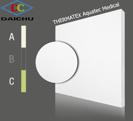 Tấm THERMATEX Aquatec Medical