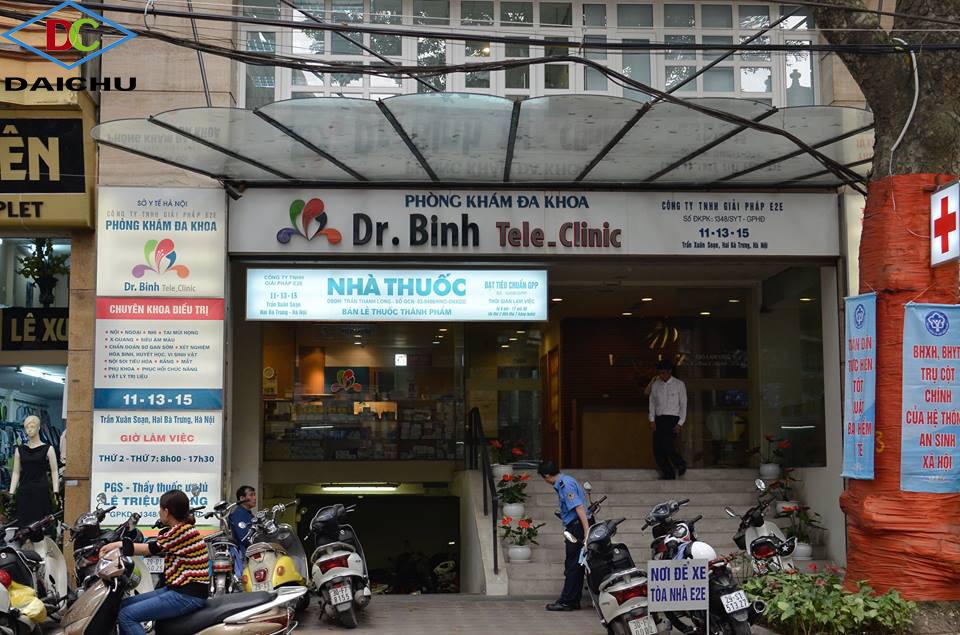 Bệnh viện Dr.Bình