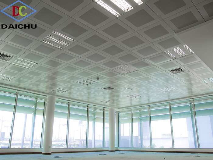 Metal Ceilings Concealed Clipin Panel big7
